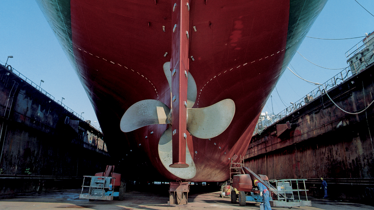 Engineering Data Management for Shipbuilding