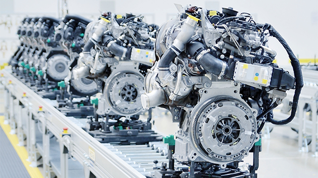Manufacturing Engineering For Powertrain Assembly