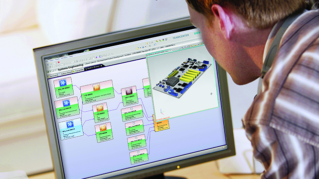 Multi-Discipline Engineering Data Management for Automotive Suppliers