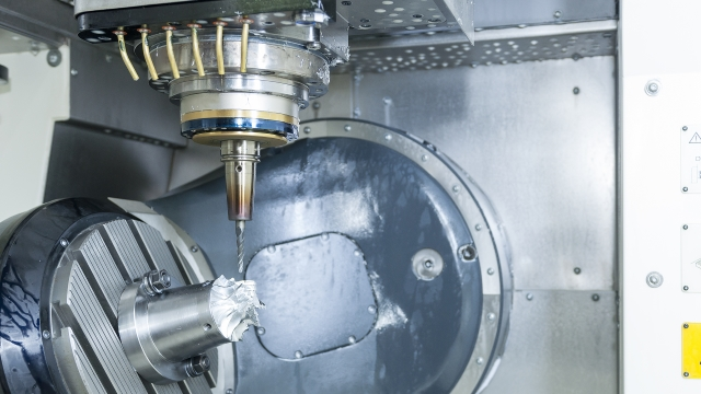 Part Manufacturing for Aerospace & Defense