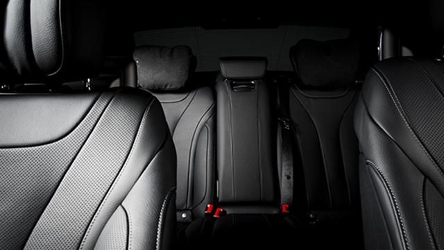 Seat Interior Design