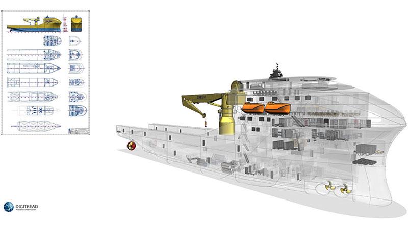 Model Ship Design Software