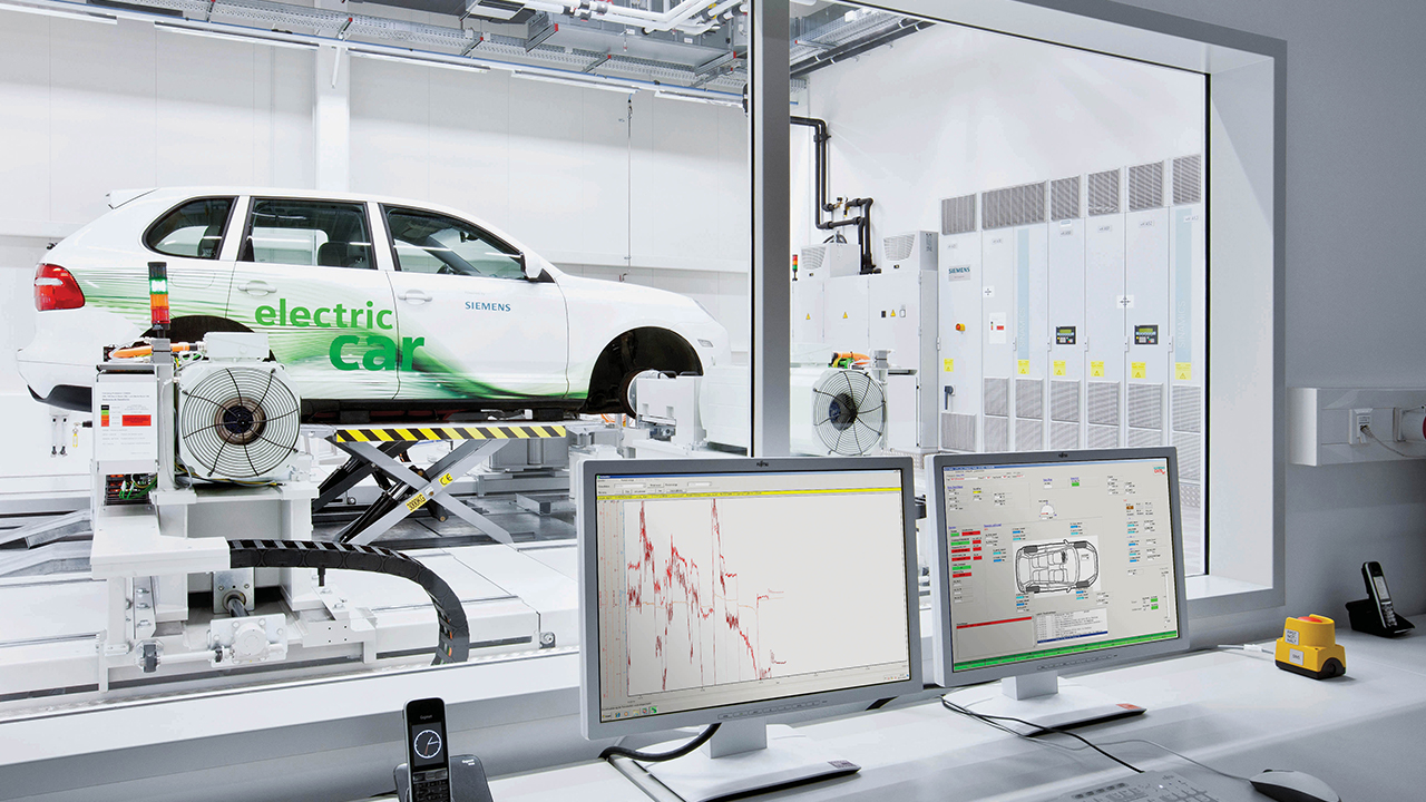 Heading to a sustainable future with advanced components for e-mobility