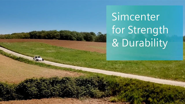 [Simcenter Solutions] for Superior Strength & Durability