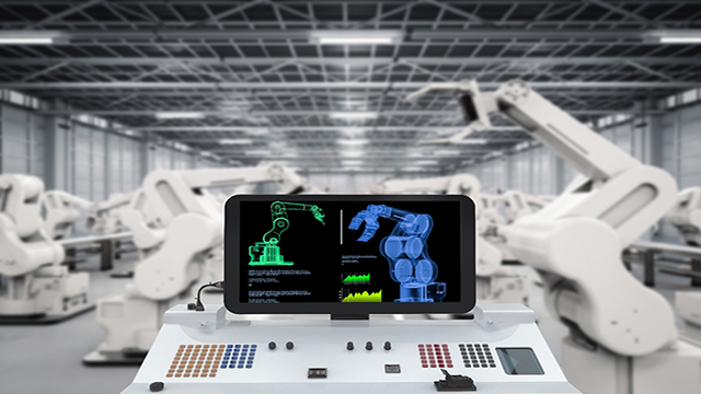 Smart Manufacturing - Taking a digital thread approach for industrial machinery