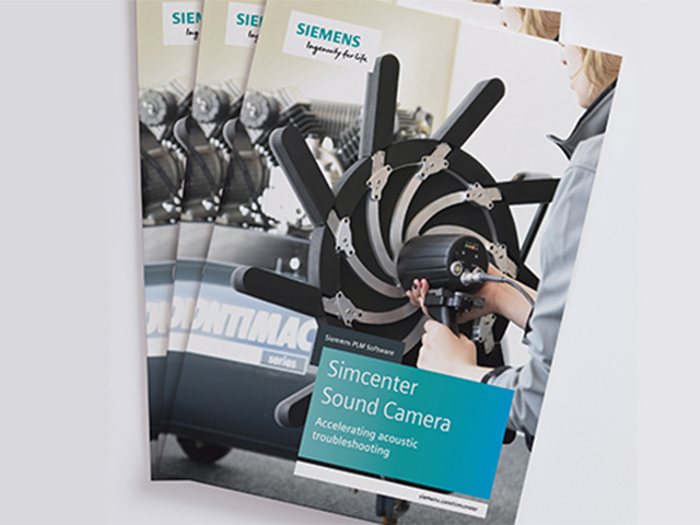 Simcenter Sound Camera Brochure