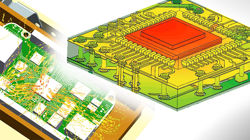Improving Thermal Accuracy with Electronics Digital Twin