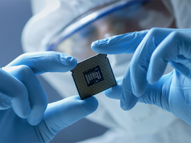 Smart Manufacturing for Semiconductor