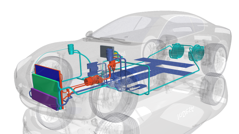 Vehicle thermal management