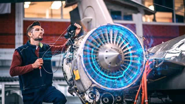 Digital Twin technology in Aerospace Design and manufacturing