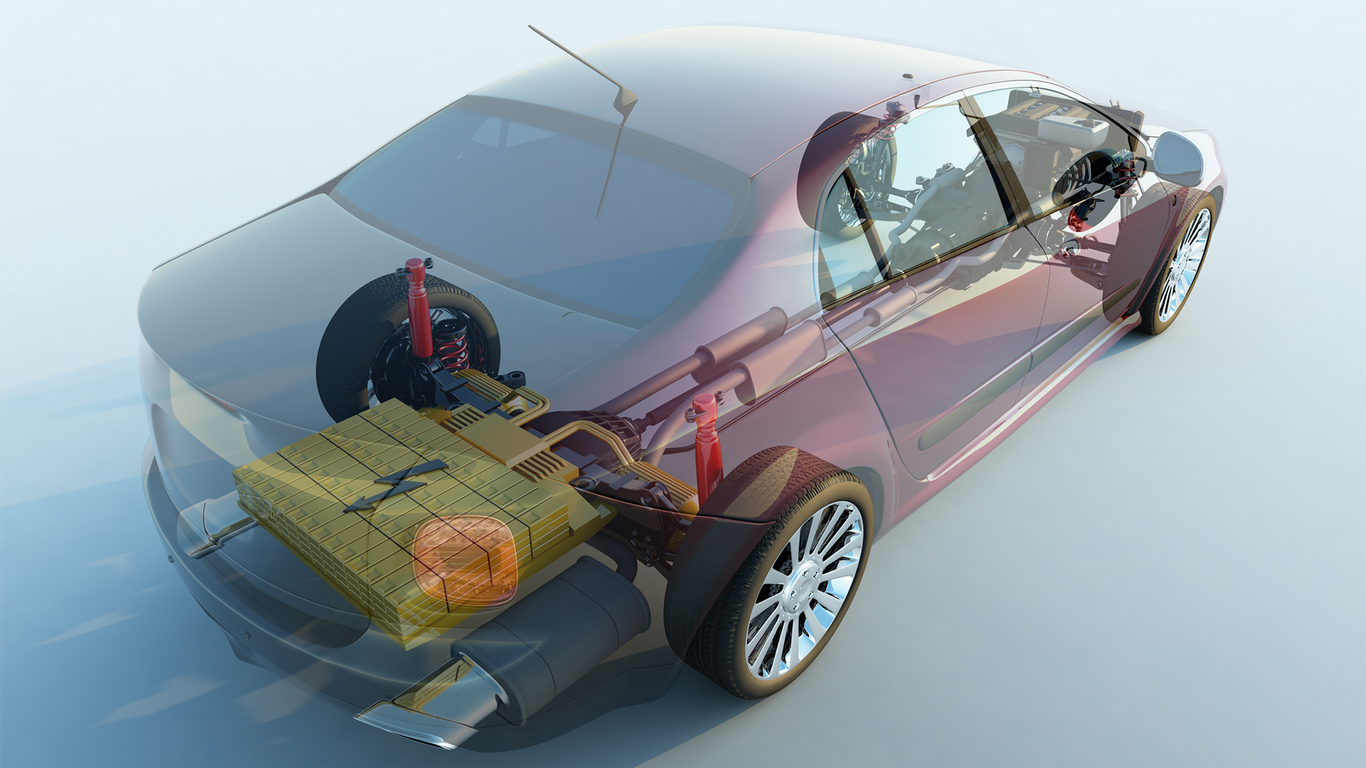Benefit from simulation to optimize systems and component efficiency for EV and HEV engineering.