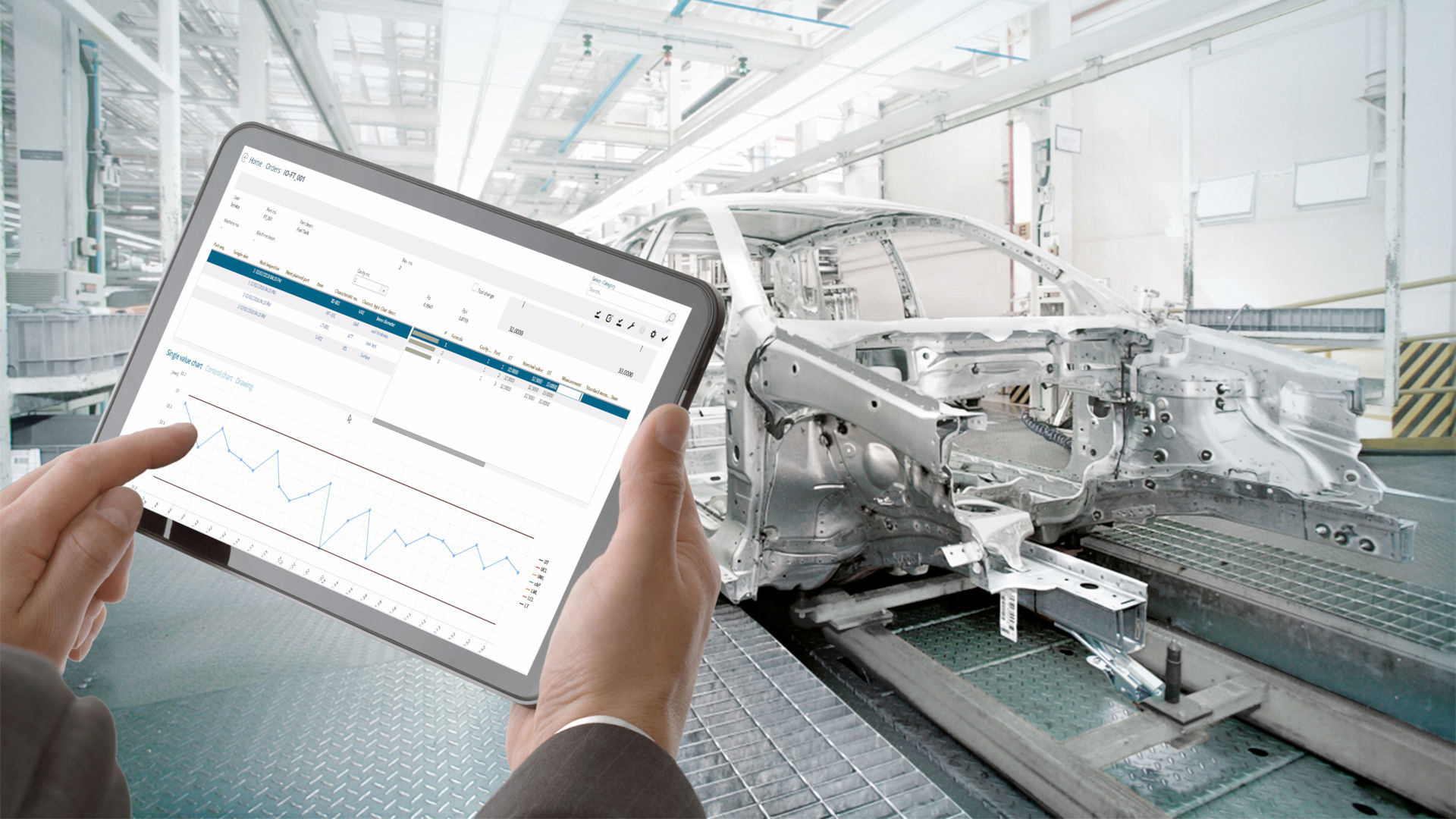 Siemens Opcenter Quality, a holistic closed-loop quality solution