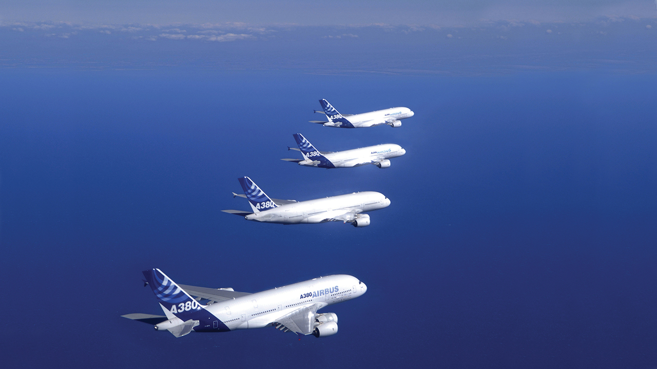 Airbus uses Simcenter Testlab to improve and streamline its flutter analysis process