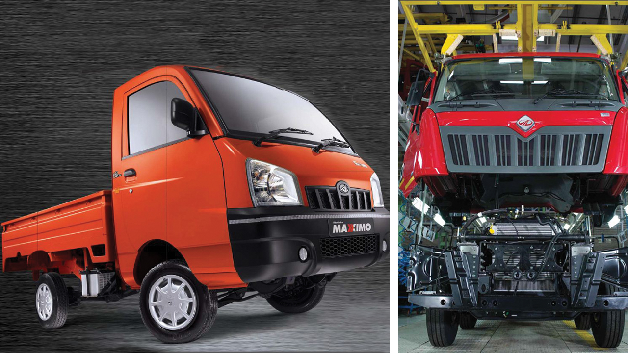 Mahindra rises with digitally planned new vehicle manufacturing facility
