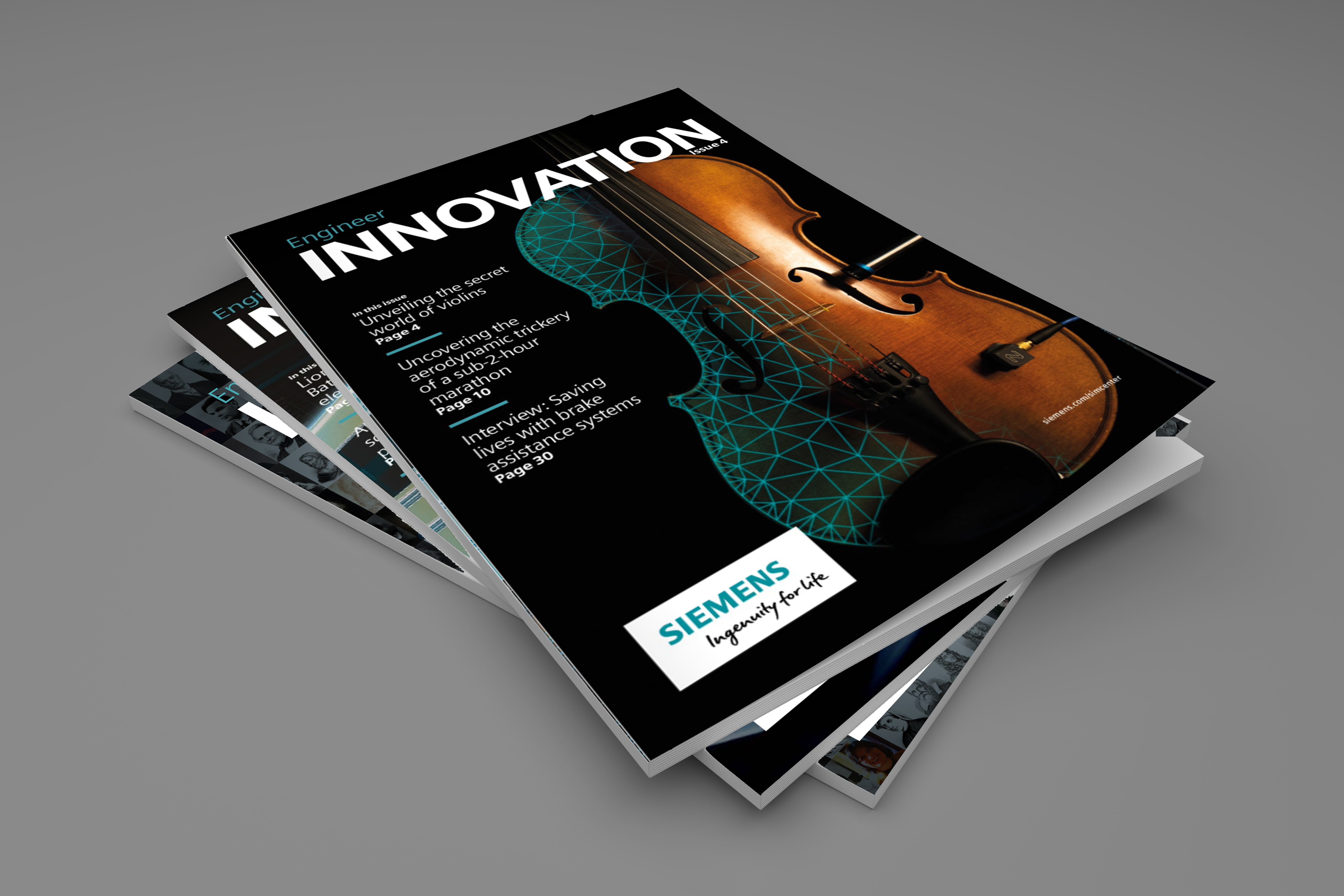 Engineering Innovation magazine
