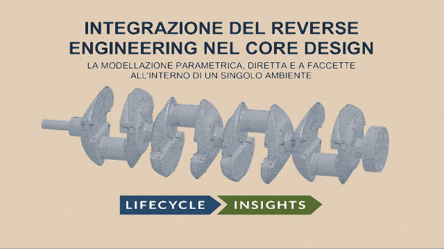 Integrazione del Reverse Engineering nel Core Design
