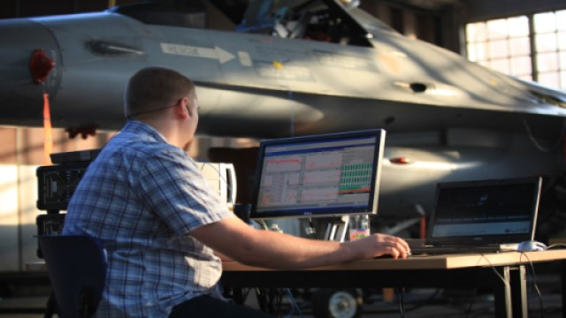Accelerate airworthiness certification with efficient aircraft ground vibration testing (GVT)