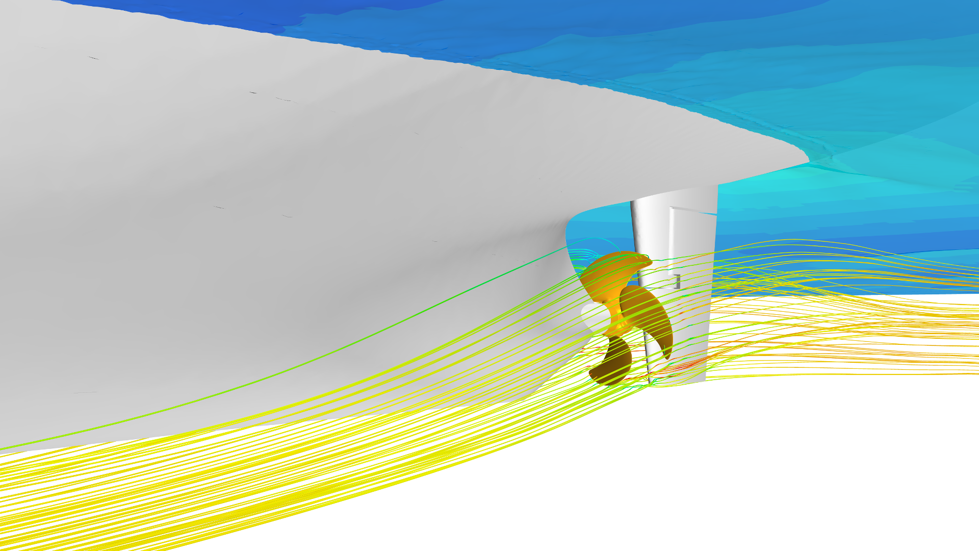 How CFD Improves Propeller Performance for Efficient Ship Propulsion