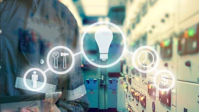 Optimize energy usage with industrial IoT