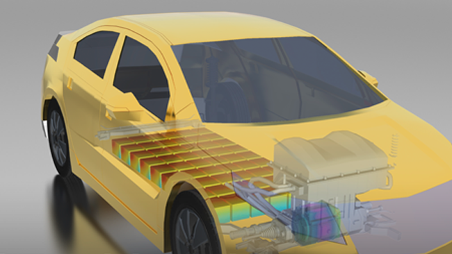advanced thermal management of li ion batteries for electrified vehicles