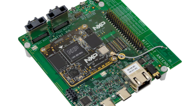 Embedded One-Stop Shop for NXP SoCs