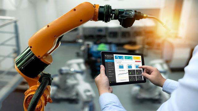 Industrial IoT facilitates predictive maintenance