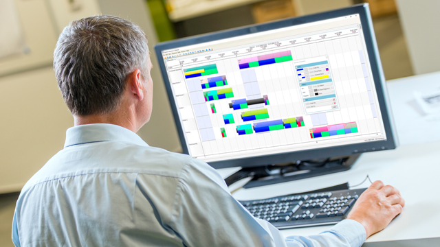 Manufacturing Scheduling evolves to Advanced Scheduling software