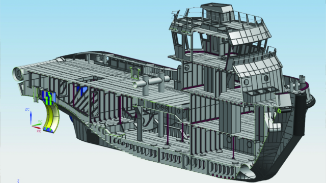 Ship Structures Design For Shipbuilding