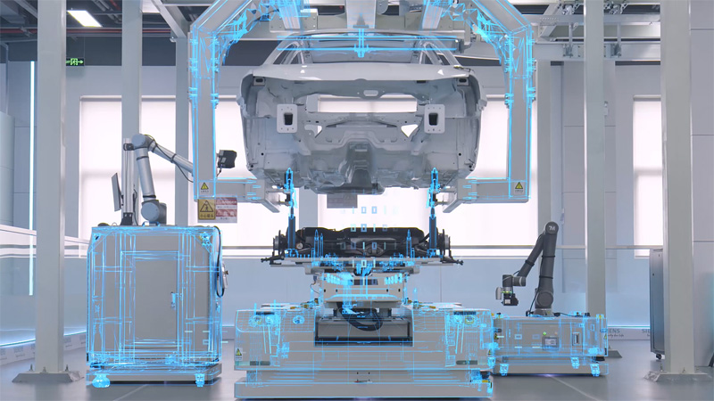 Artificial Intelligence for Advanced Robotics in Tomorrow's Factory