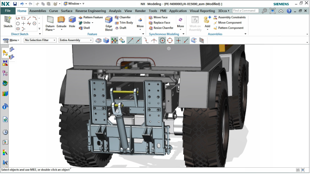 The Digital Mock Up And Validation Capabilities Enable You To Validate  Design Changes In Multiple Configurations Of The Product.