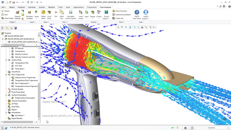 Simulation for Design Engineers using Creo