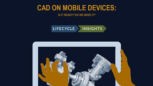 CAD on Mobile Devices