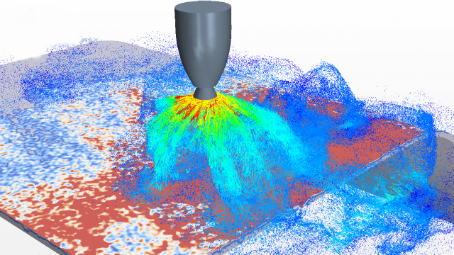 Flow Dominated Multiphysics