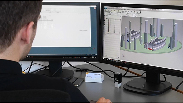 Additive Manufacturing Design model in NX