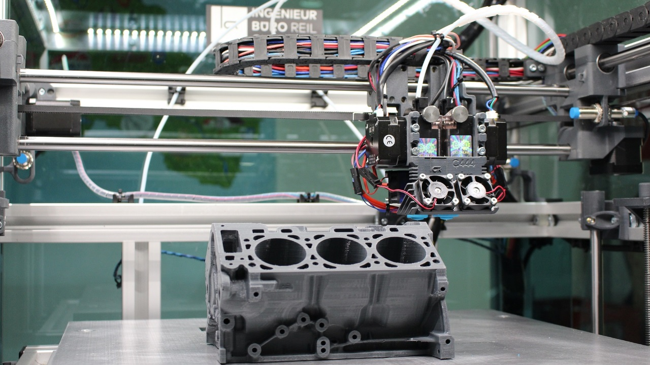 Additive Manufacturing News
