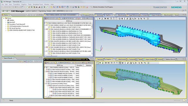 Simulation Amp Test Management