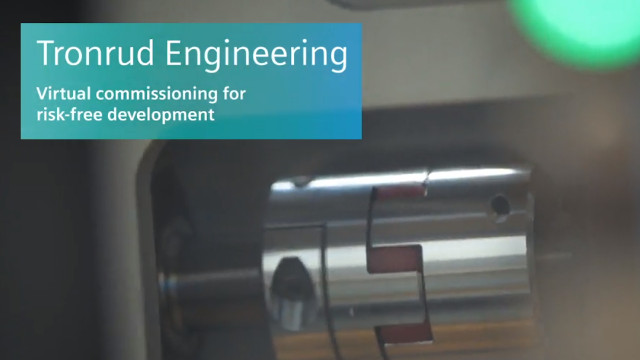 Tronrud Engineering - Virtual Commissioning