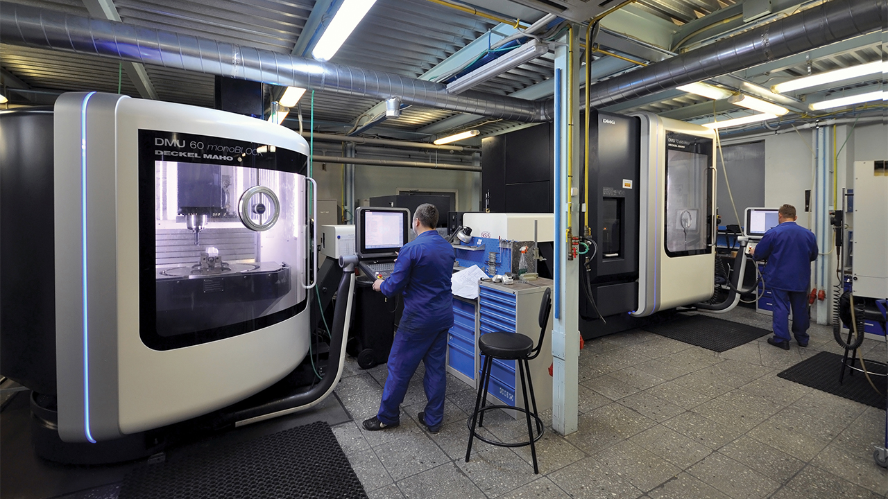 High-tech equipment manufacturer improves productivity by 50 percent for faster time to market