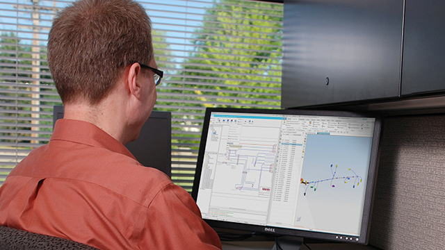VeSys is a suite of wiring and harness design software tools to satisfy the demanding requirements of companies where ease-of-use and value are as important as functionality.