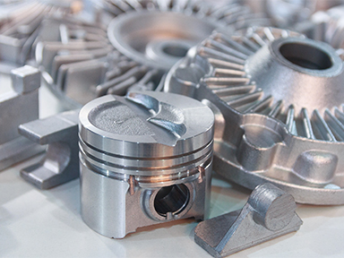 Foundries, Castings & Milling