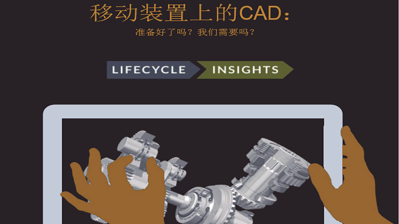 CAD 移动性