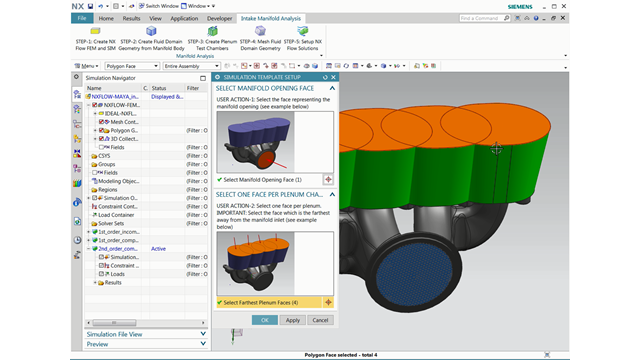 Automated & controlled simulation processes for designers