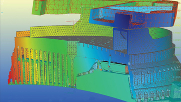 Femap standalone pre- and postprocessor