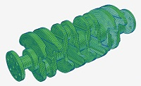 Femap com NX Nastran - Superelementos