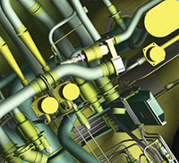Mechanical Routed Systems
