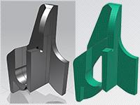 Simulation Modeling - Comprehensive meshing tools