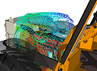 Simulation Modeling - Results postprocessing and reporting